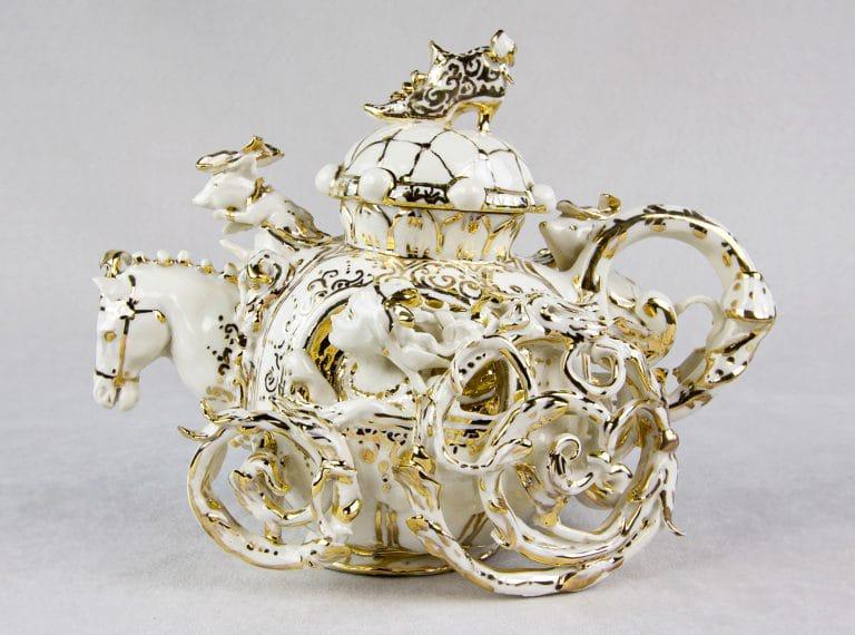 "Teapot ""Cinderella"", 2020"