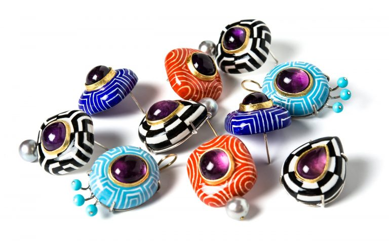 Ohrringe Hypno Serie