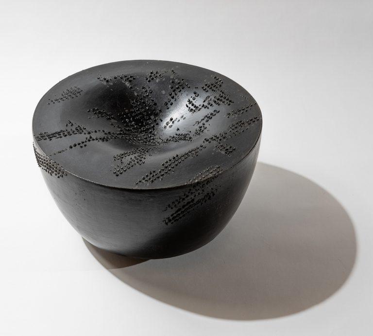 """Skulptur """"Darkness"""""""