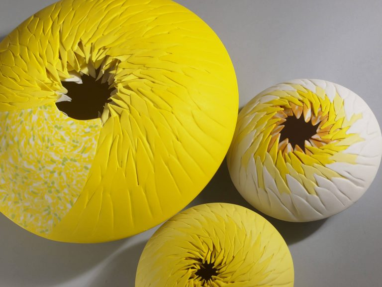 """Sea Urchin"" Wall Serie"