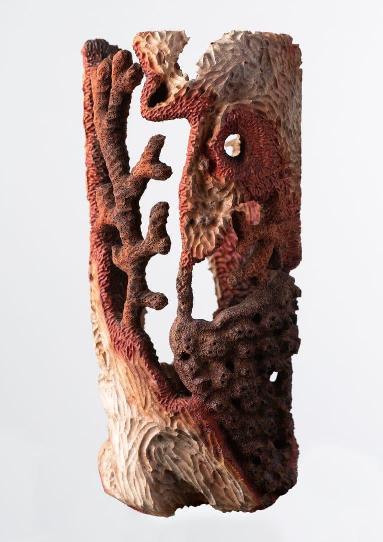 """Skulptur """"Coral n.3"""""""