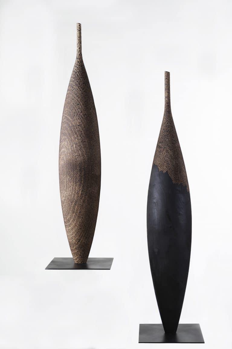 """Skulptur """"Shapes"""""""