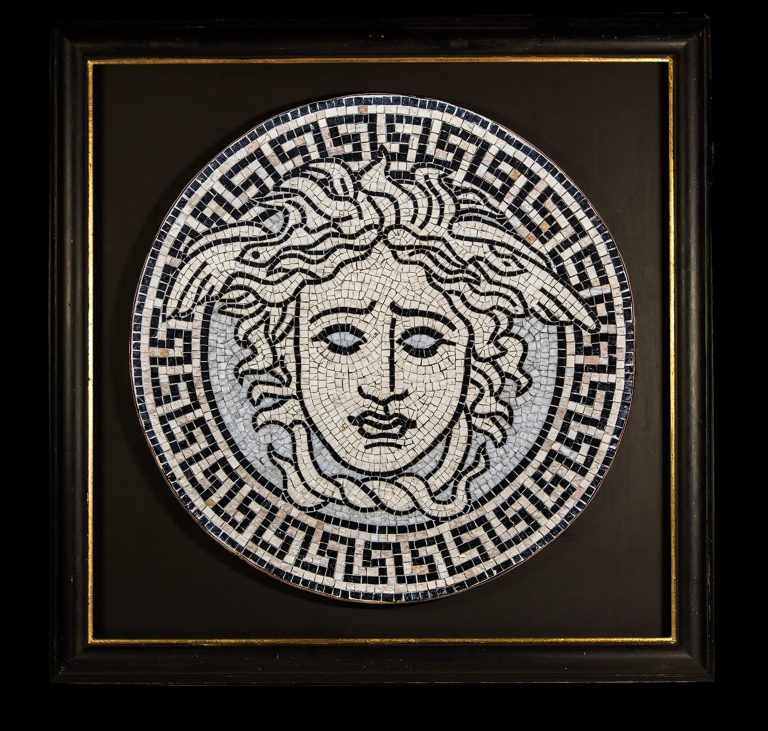 "Mosaik ""Medusa"""