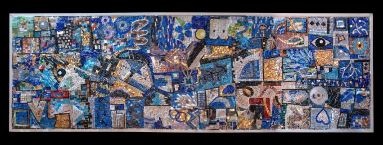 "Mosaik ""Blue Experience"""
