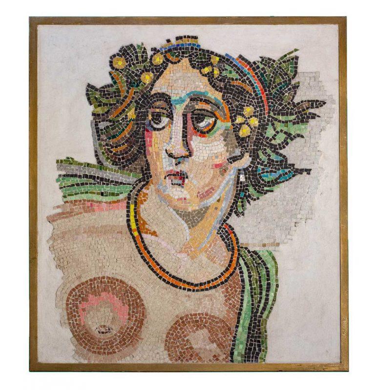 """Mosaik """"Roman Pop"""""""